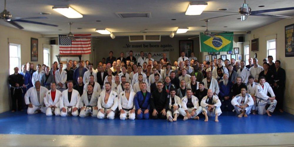 Jiu Jitsu Sewell New Jersey