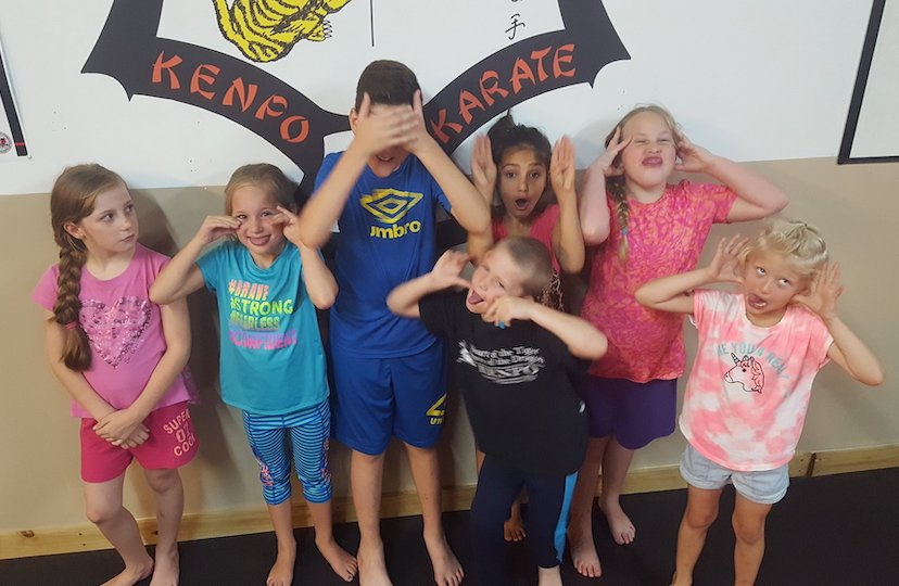 texas storm kenpo karate martial arts birthday parties north richland hills