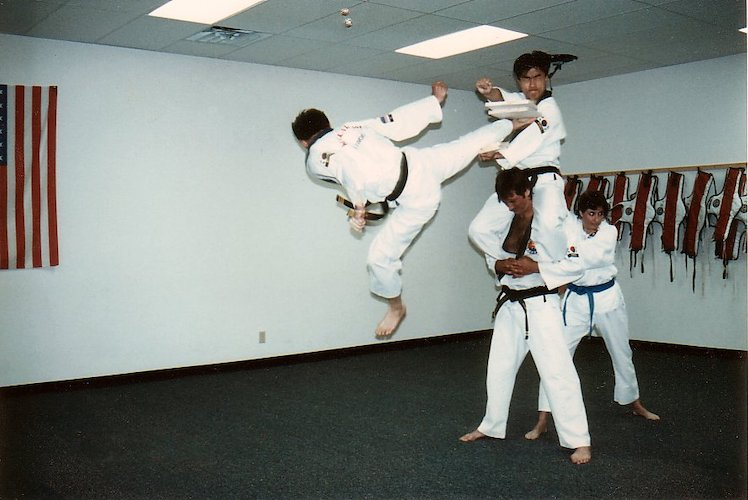 Martial Arts in South Orange County