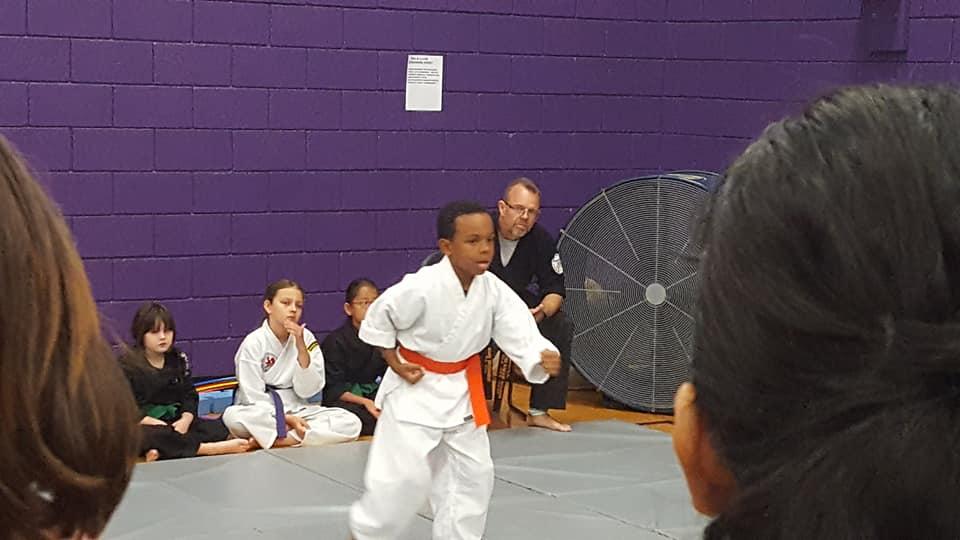 texas storm kenpo karate Kids Martial Arts north richland hills