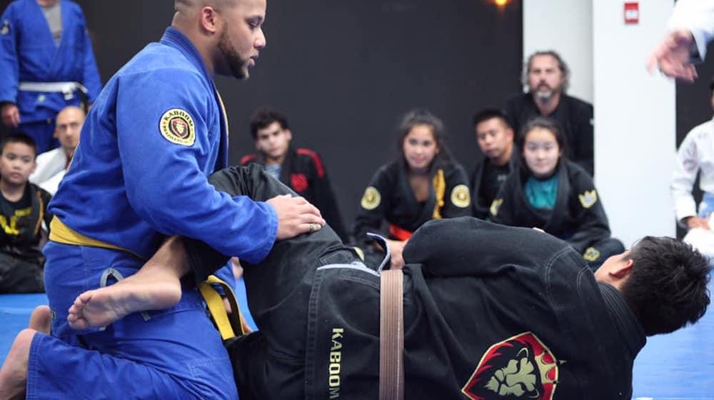 Surrey Adult Martial Arts - Kaboom BJJ - Surrey, British