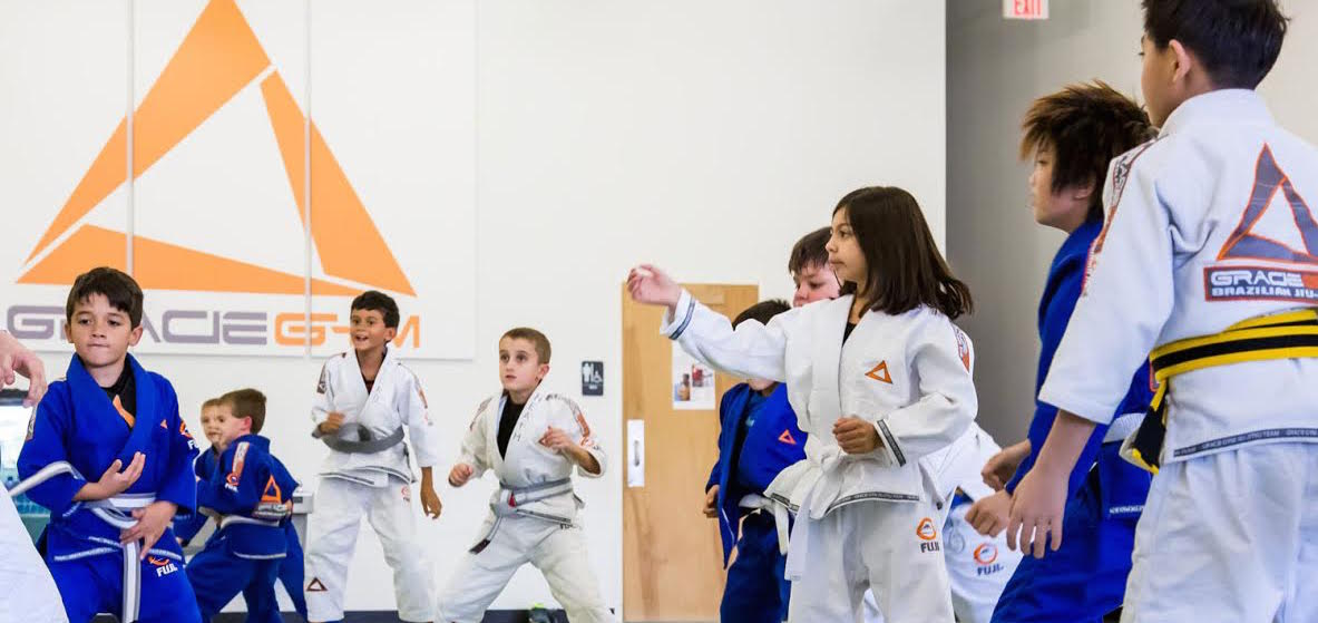 Kids Jiu Jitsu Classes and Lessons