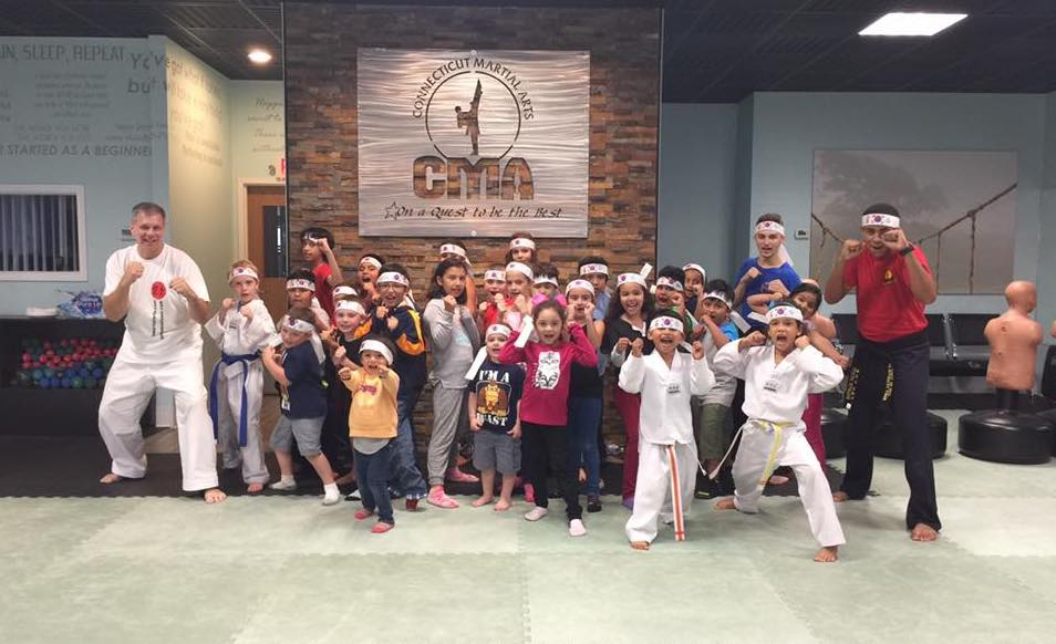 Kids Martial Arts Danbury