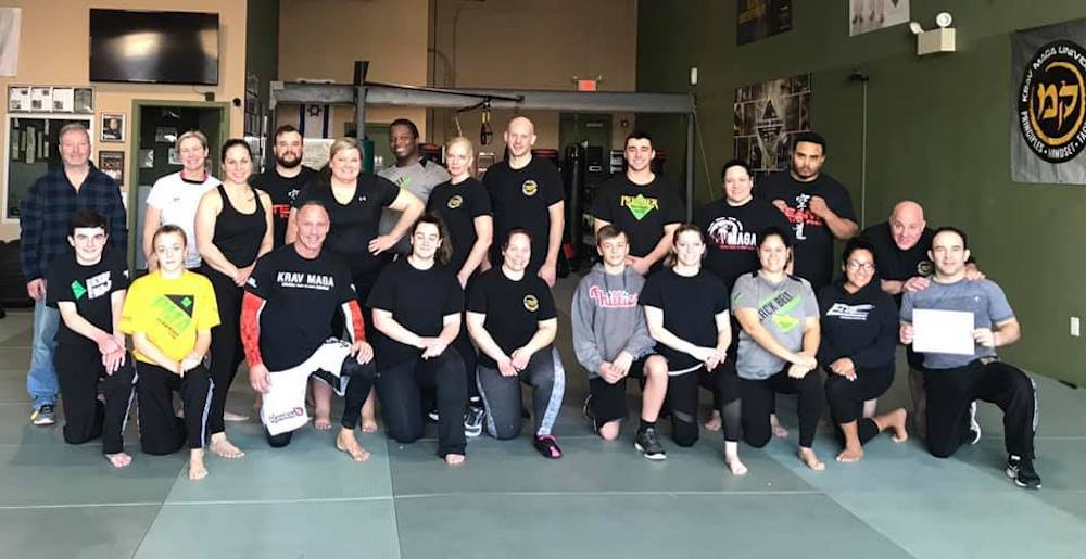 West Chester Fitness Classes - Kirk's Martial Arts and Krav
