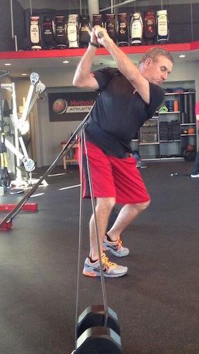 Method Athlete Golf Performance Training