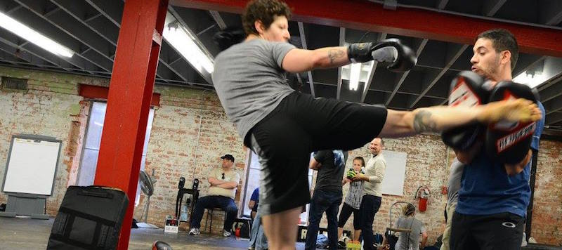 Self Defense Classes in Raleigh