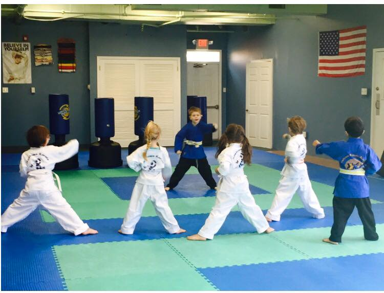 Newtown Karate Academy Kids Karate