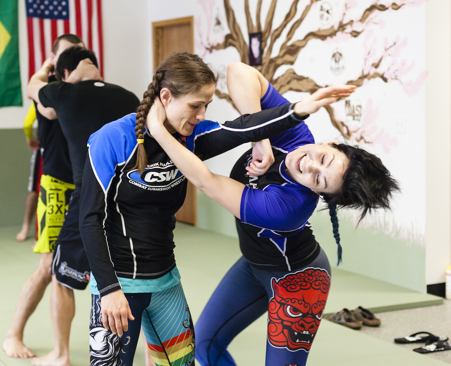 No Coast BJJ Women's Waukee
