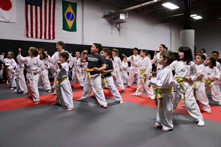 Kids Martial Arts in Rockaway