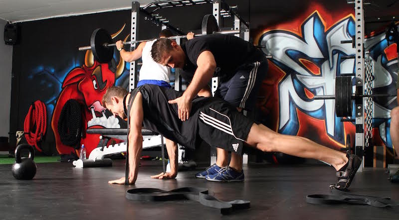 Personal Training in Johannesburg