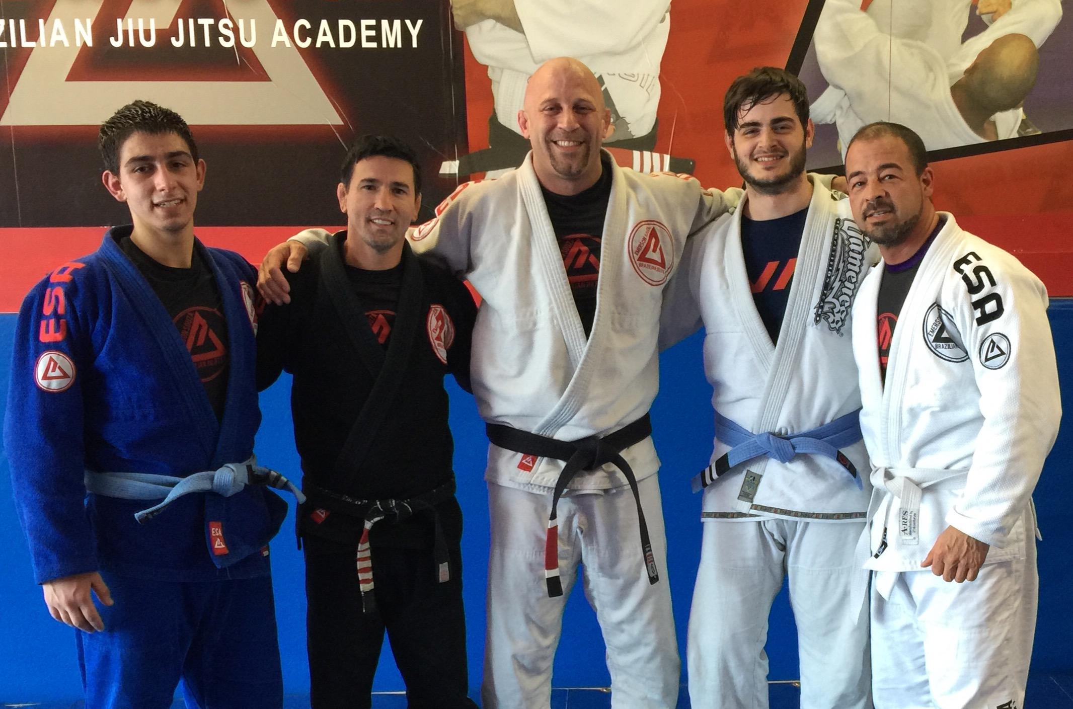 Brazilian Jiu Jitsu New York