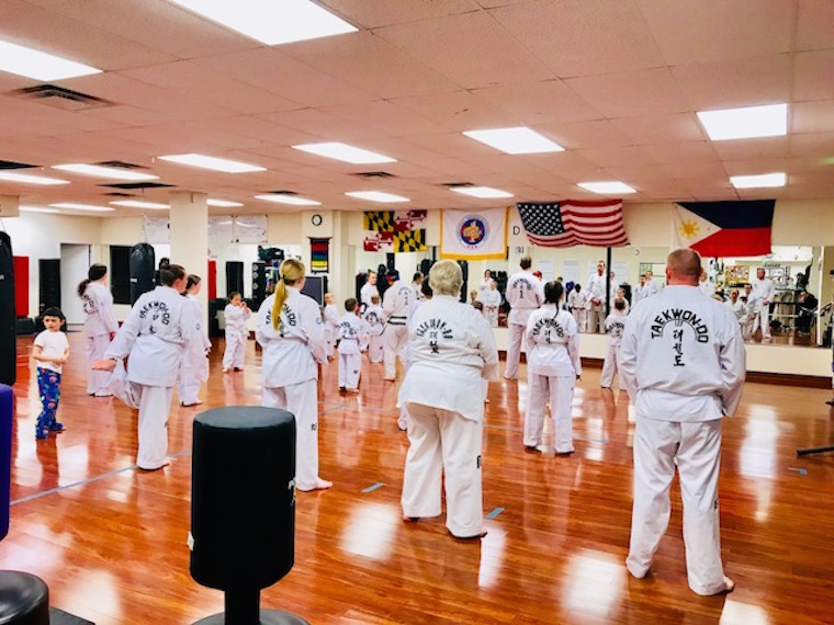 Kids Martial Arts in Pasadena