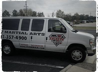 icon martial arts tomball