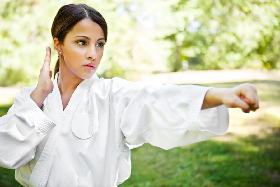 Adult Martial Arts Classes - Fayetteville - North Carolina