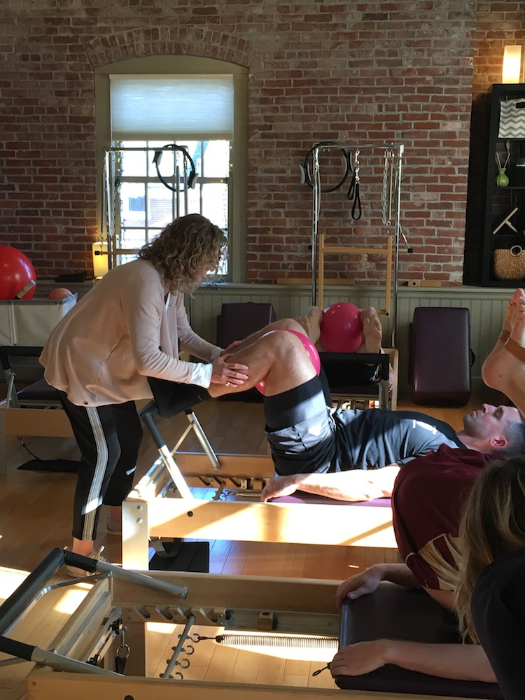 Pilates Beltmont