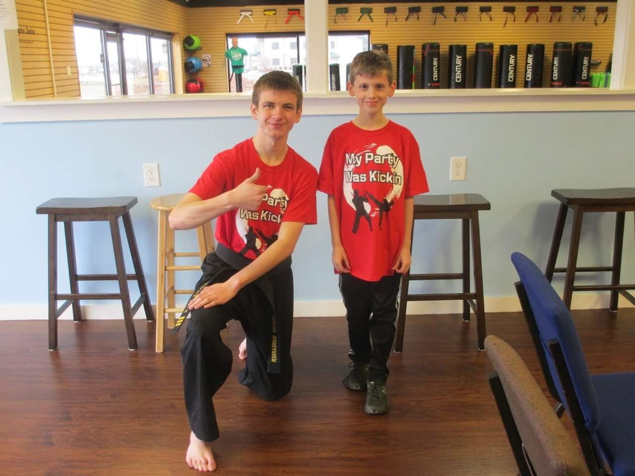 Kids Martial Arts Maryville