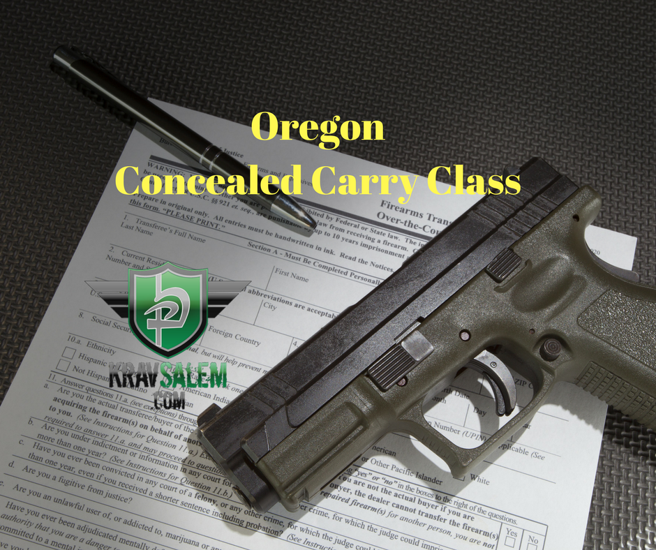 Salem Concealed Carry