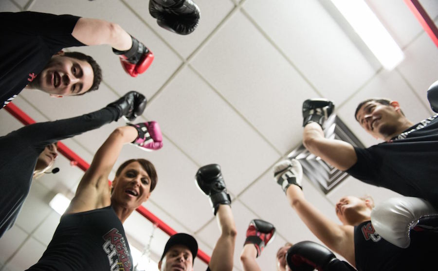 kersey kickbox fitness club windsor