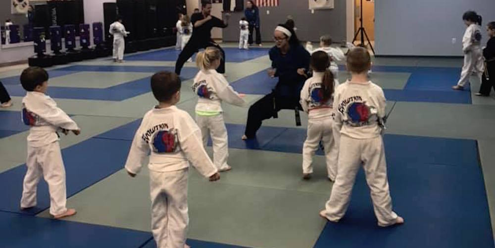 Middletown Kids Martial Arts Classes