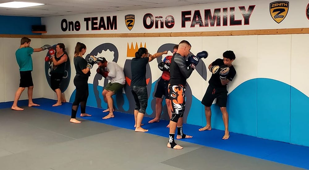 Brazilian Jiu Jitsu in St. Augustine