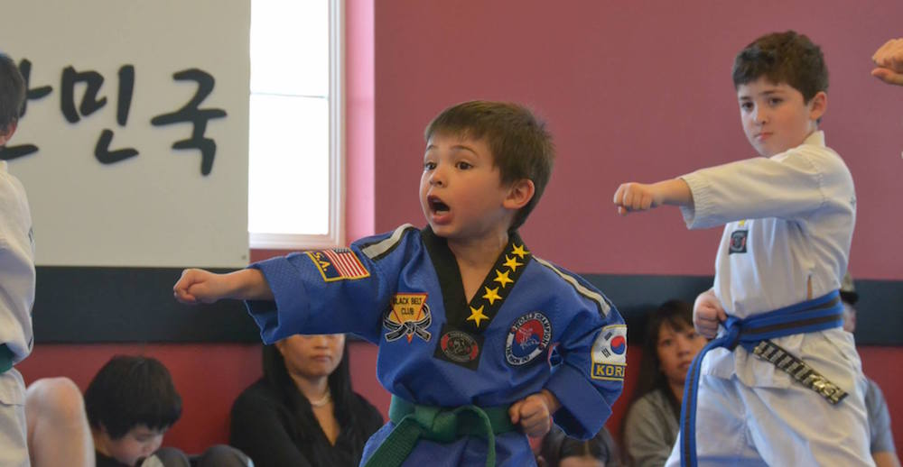 world champion taekwondo kids martial arts portland