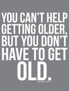 Los Gatos Fitness Tip Stop Blaming Your Age