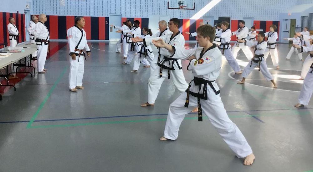 Kids Karate Near Woodbury