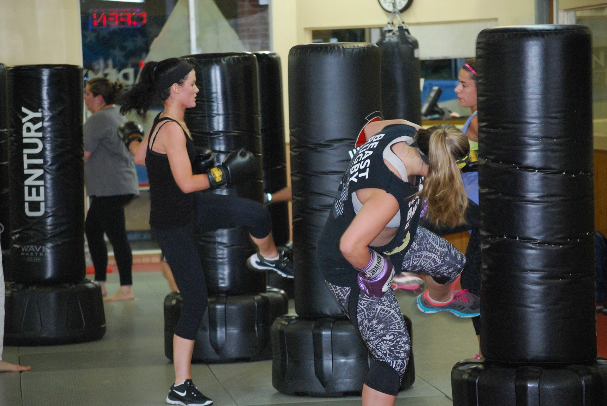 Fitness Kickboxing in East Northport