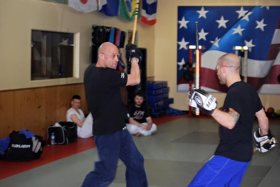 Adult Martial Arts in East Northport