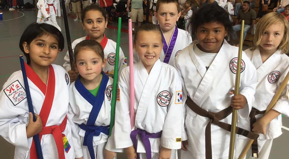 Kids Karate Near Woodbury