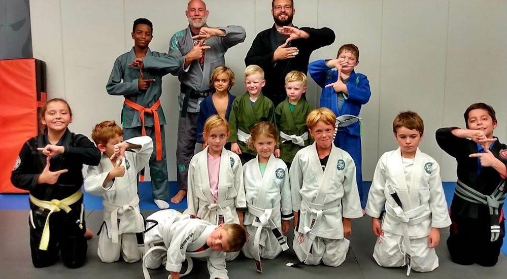 Kids Martial Arts Near St. Augustine