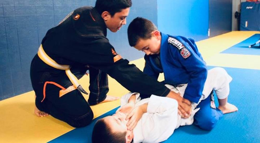 Kids Martial Arts Near Lawton