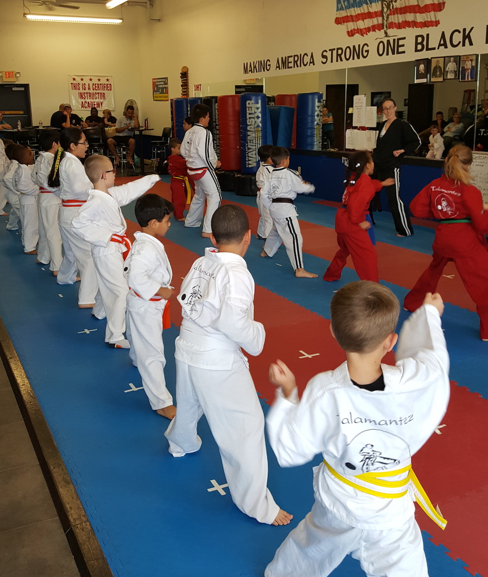 Kids Karate San Antonio