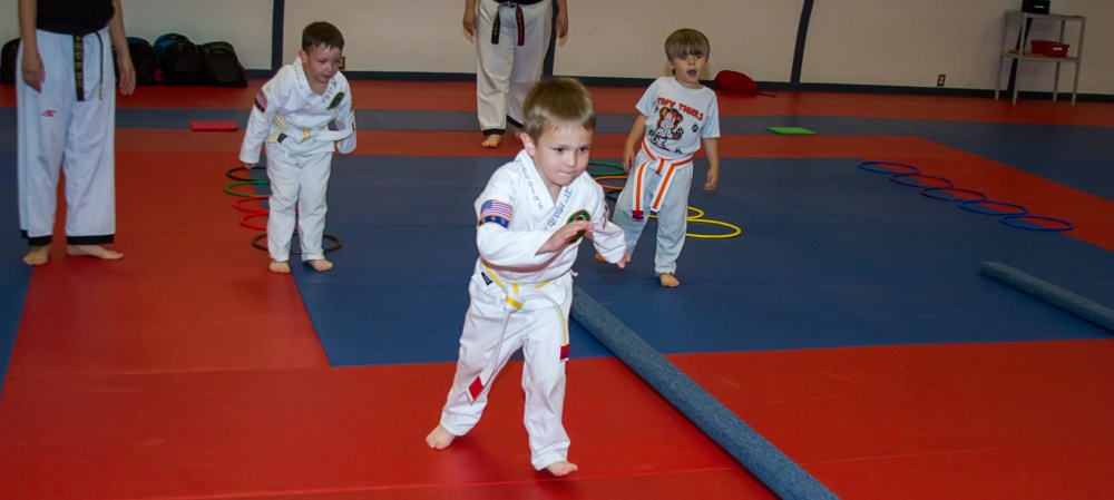 Kids Martial Arts Haughton