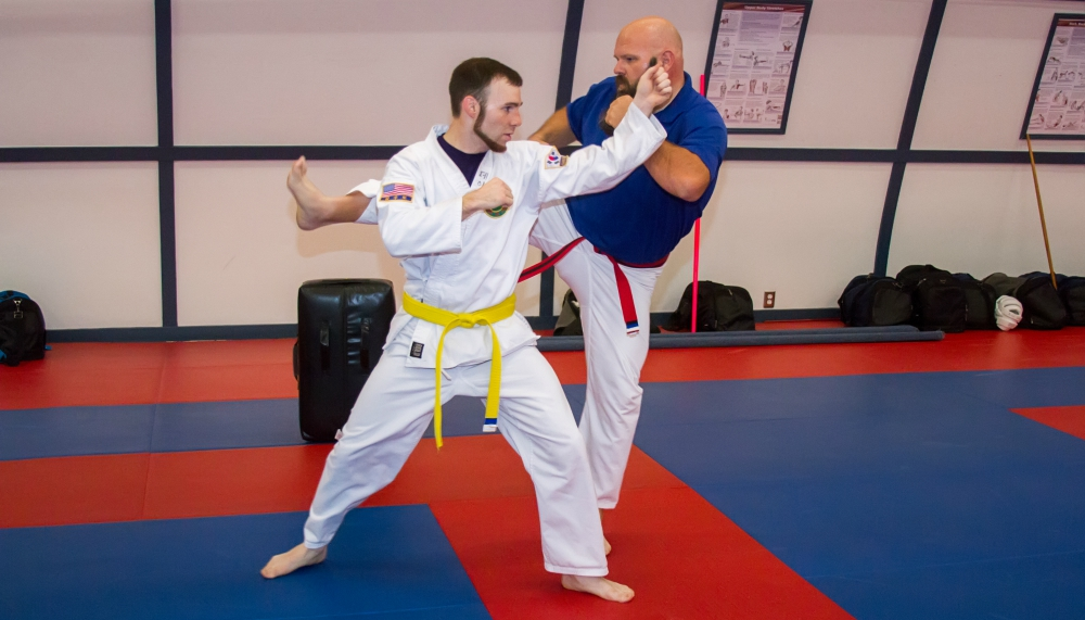 Teen and Adult Martial Arts Haughton