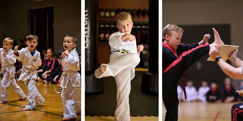 Kids Karate Hendersonville