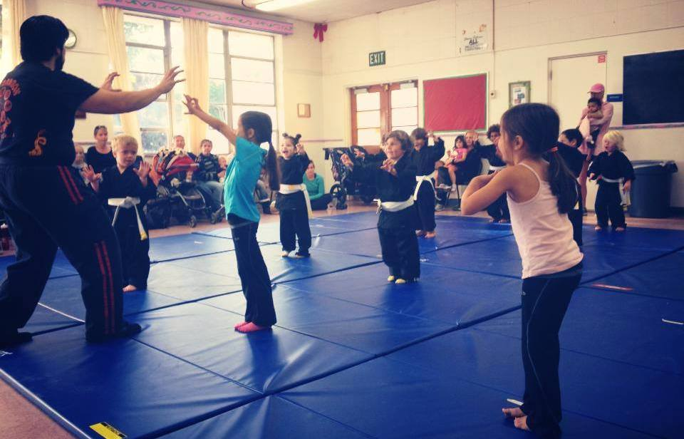 red dragon shou shu pacific beach kids martial art