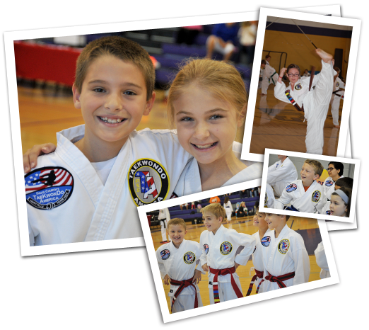 church's taekwondo america Kids Martial Arts marville