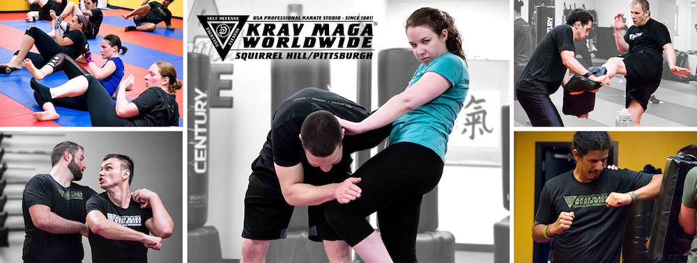 krav maga in pittsburgh