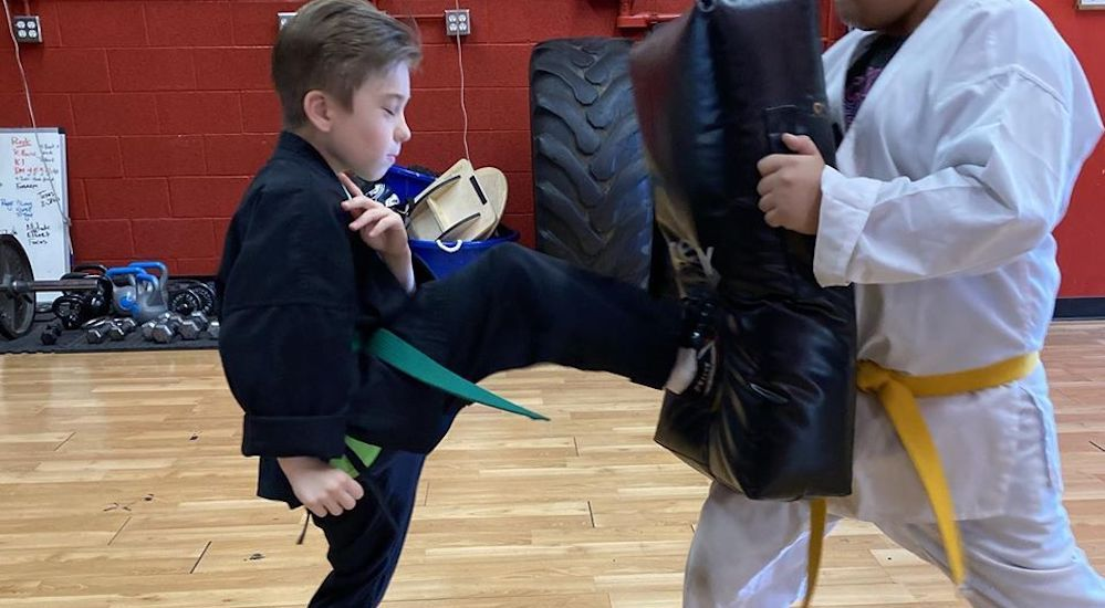 Kids Martial Arts Near Scottsdale