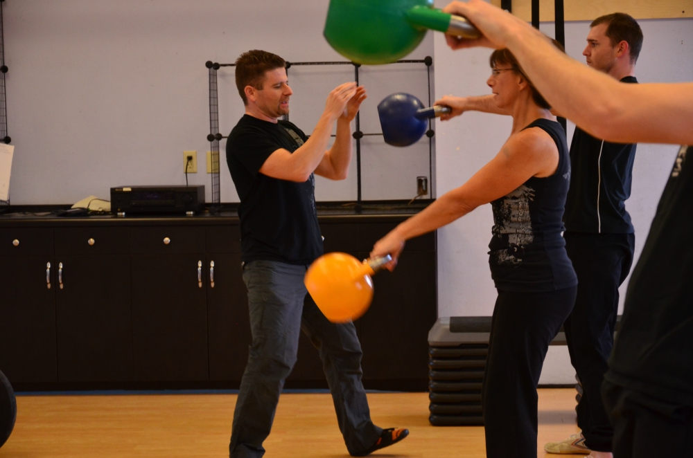 Small Group Fitness Tucson