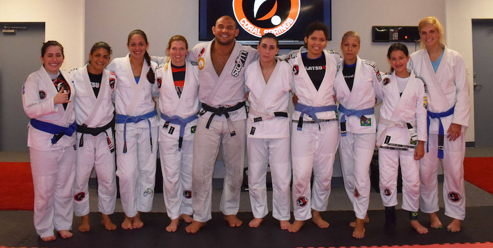 Jiu Jitsu Classes and Jiu Jitsu Lessons - Coral Springs