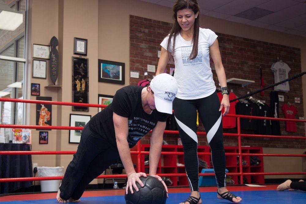 marti martial arts personal training bedford hills