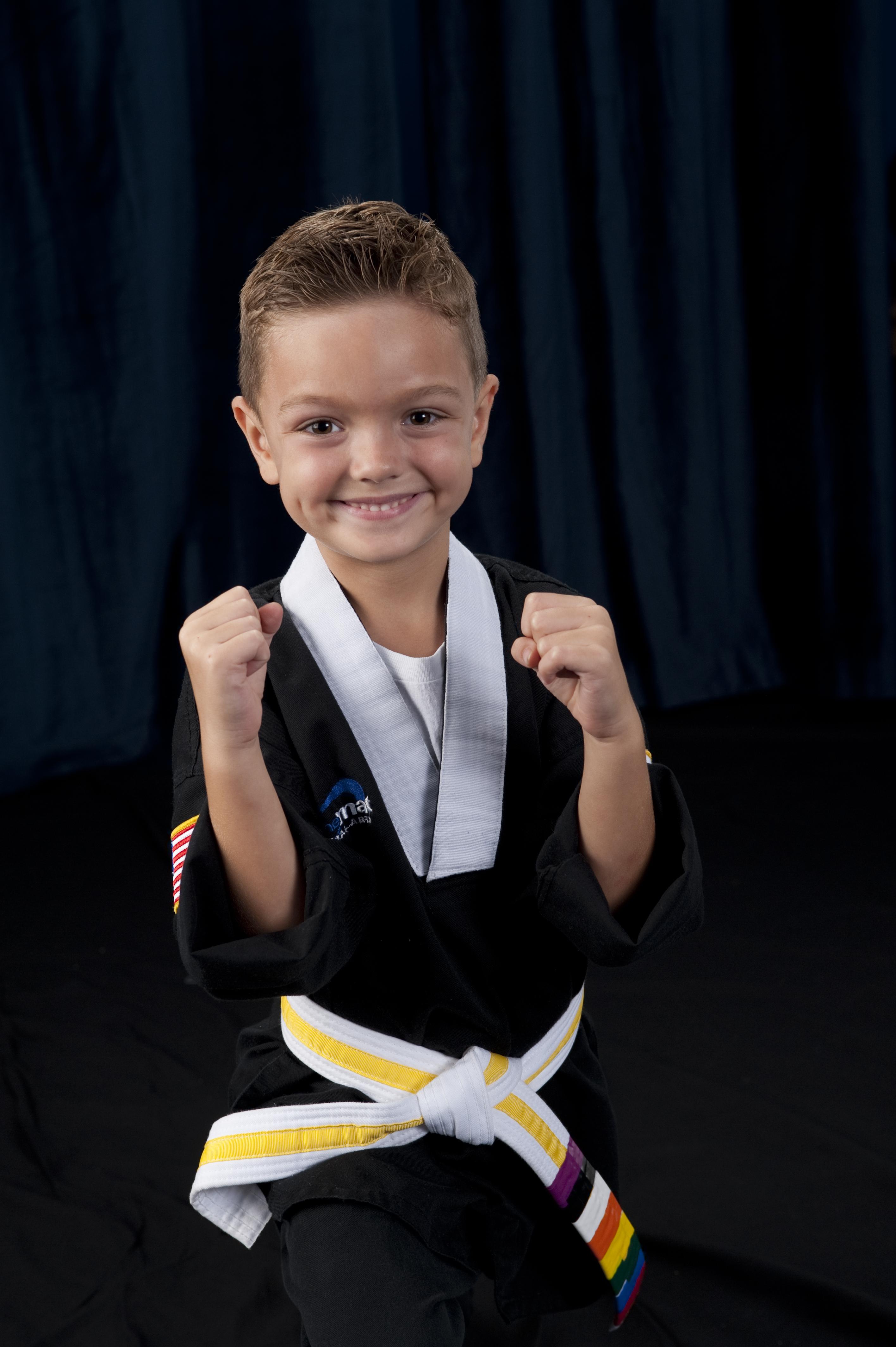 Basic SKILLZ 5-6 yr old martial arts program