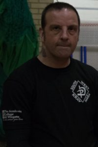 Kennie Gould South West Krav Maga Instructor