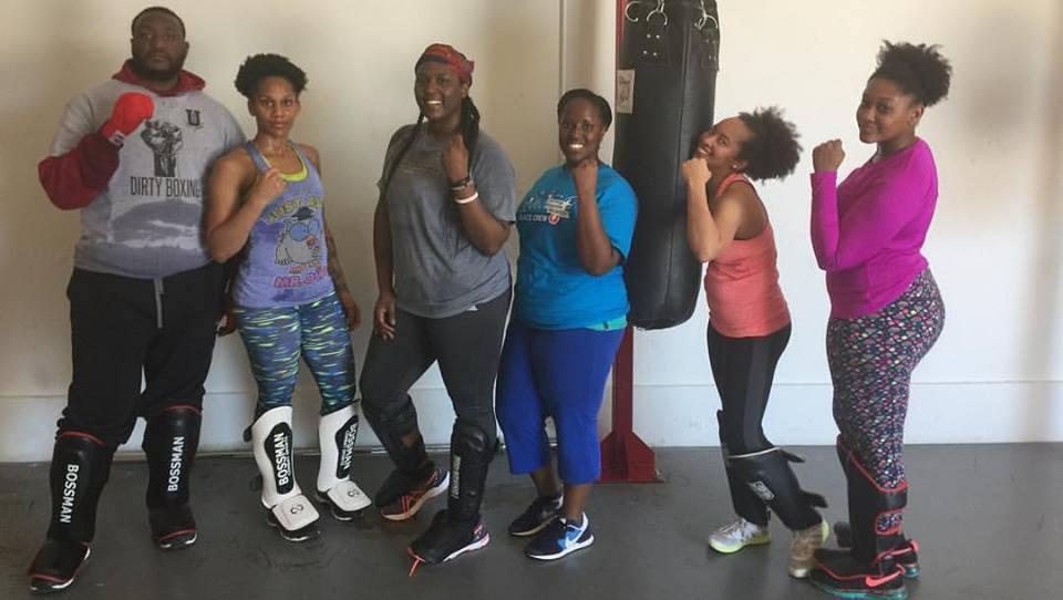 usa fight company fitness kickboxing houston