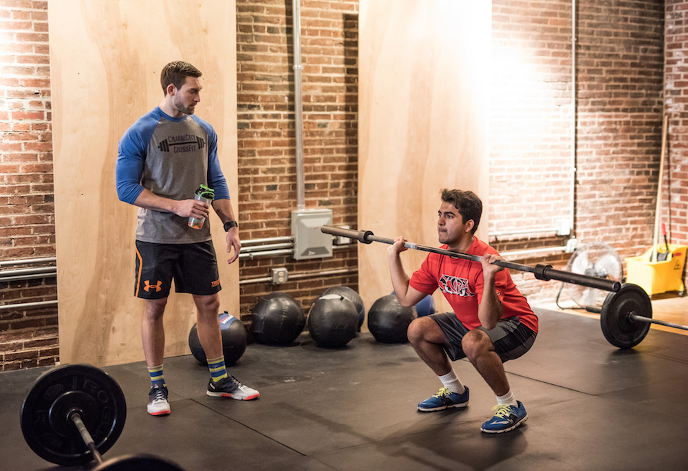 crossfit in baltimore