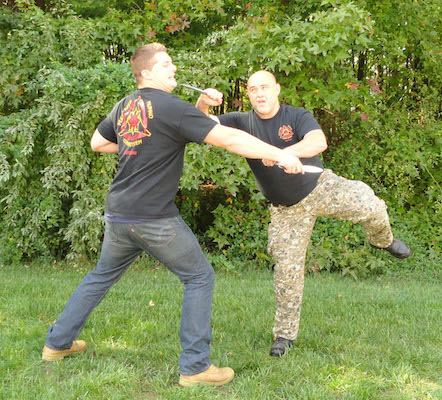 dauntless martial arts self defense newark