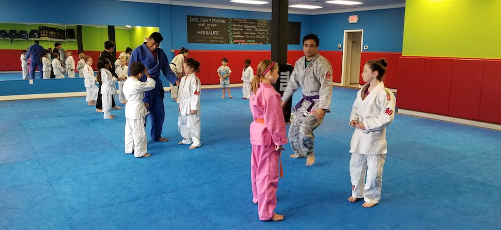 dauntless martial arts Kids Martial Arts newark