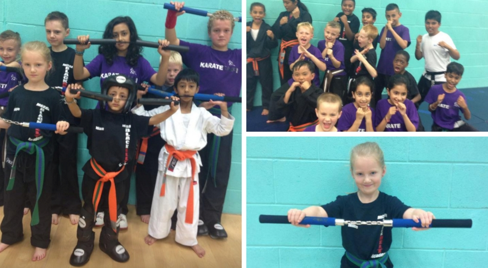 Kids Martial Arts in leicester